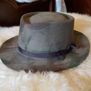 Men's B Bar H 100% Wool Hat